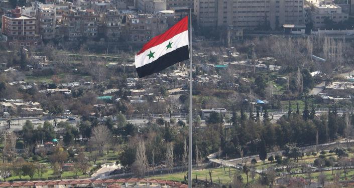 中國就自己在敘利亞地緣政治利益發出明確信號