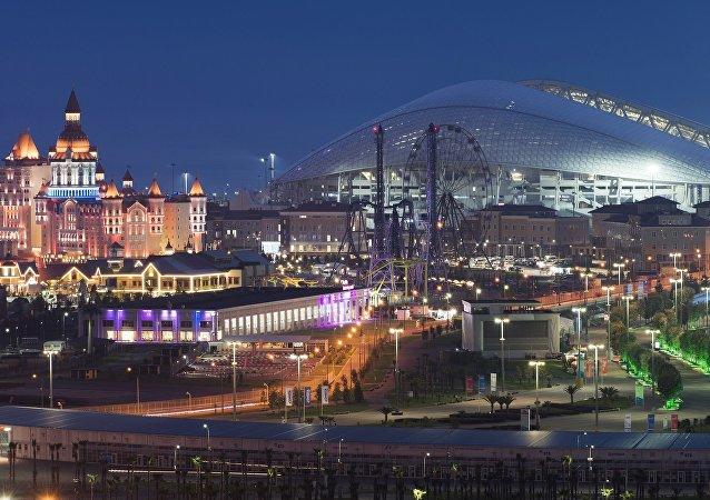 欢迎您来到索契—俄罗斯的南方明珠、2017年联合会杯足球赛举办地