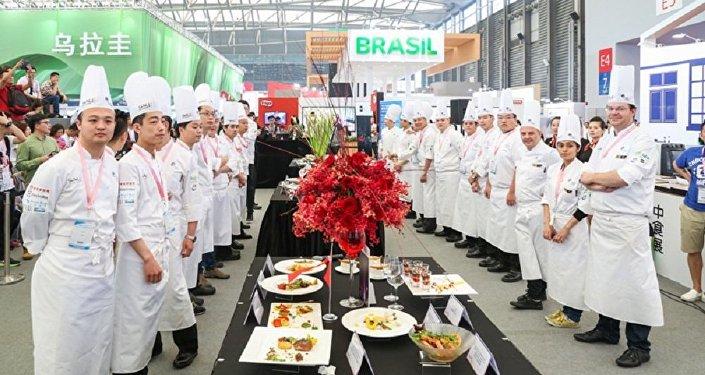 第十八届SIAL China中国国际食品和饮料展览会(中食展)