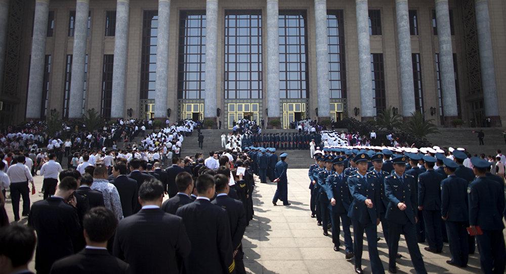 中国共产主义青年团将加大对港澳台青少年工作力度