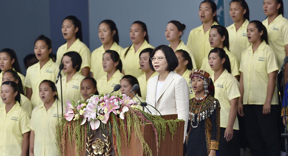 离开九二共识的一年:蔡英文主政台湾周年记