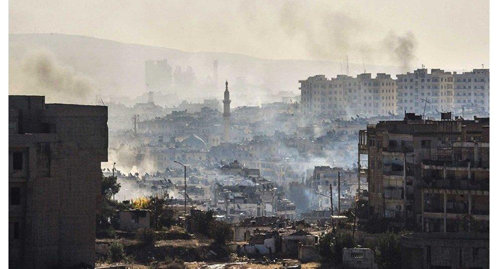 美国有意控制叙利亚石油