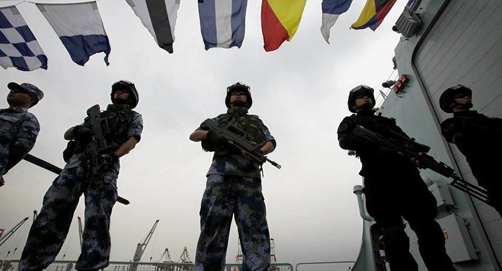 """私营安保公司:中国丝绸之路上的新""""软实力""""?"""