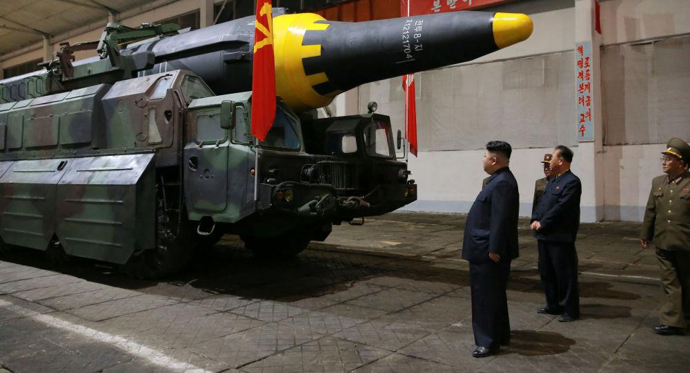 中情局前局长:美国应承认朝鲜核大国地位