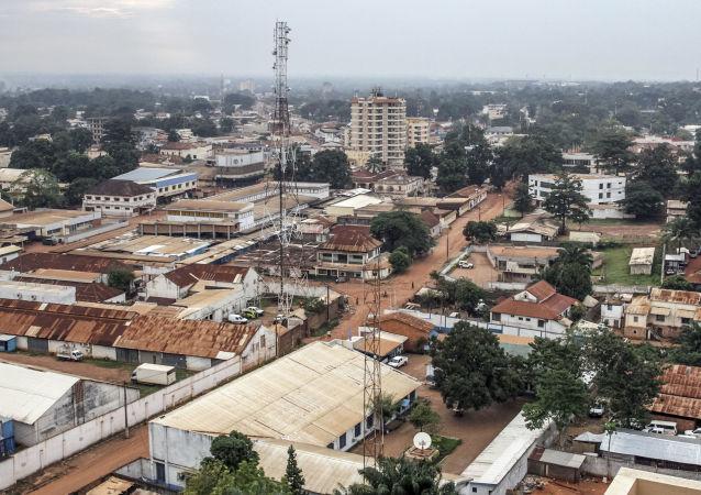中非共和国首都班吉