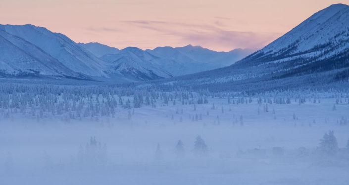 俄罗斯萨哈(雅库特)共和国风景