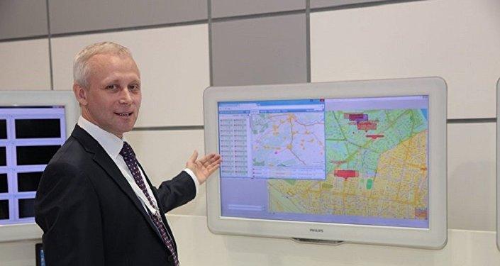 俄罗斯航天系统控股公司的主要设计师、专家米哈伊尔·基连科