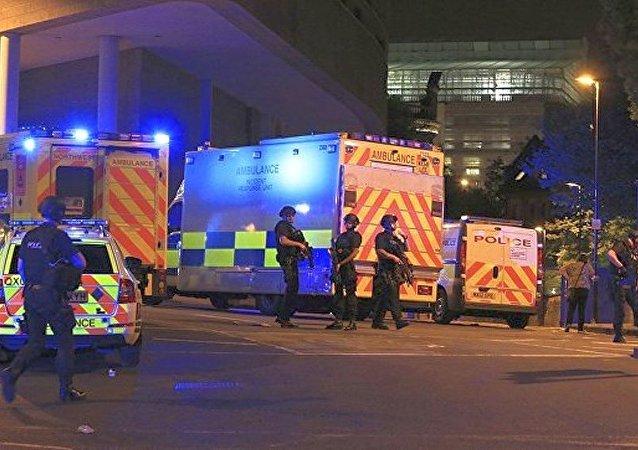 曼彻斯特警方:体育场发生严重事件