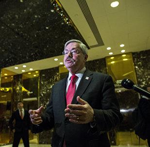 中國人民的老朋友成為美國新任駐華大使