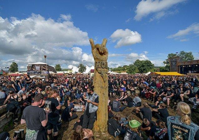 媒体:啤酒管道将铺设到德国重金属露天音乐节