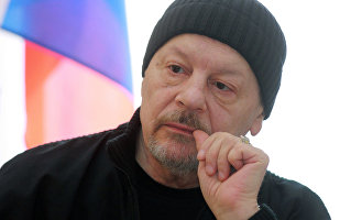俄羅斯人民藝術家亞歷山大•布爾東斯基