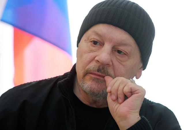 俄罗斯人民艺术家亚历山大•布尔东斯基