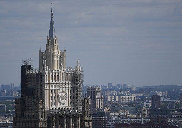 俄外交部:美拖延解决俄外交财产问题 莫斯科准备强硬回应