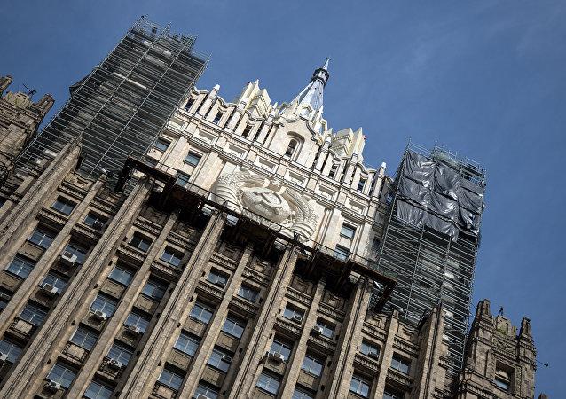 俄外交部:东亚国家需要集体安全体系