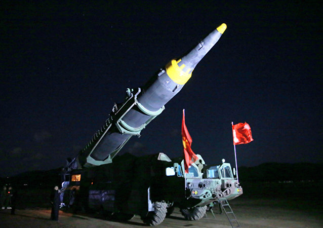 媒体:朝鲜已研发出用于装备该国导弹的小型核弹头