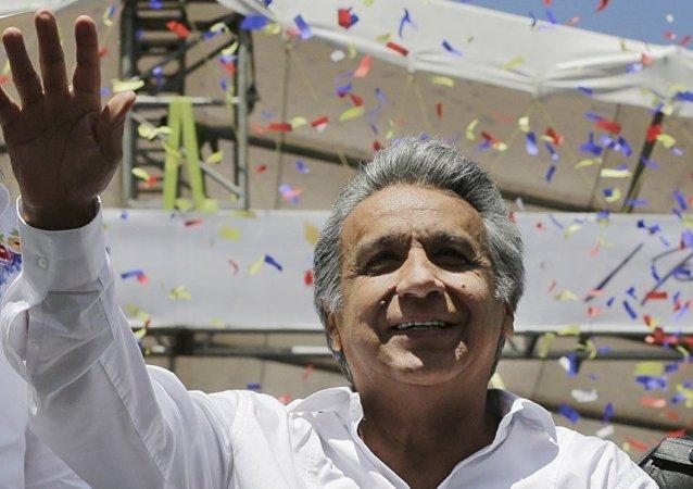 莫雷諾宣誓就職厄瓜多爾總統