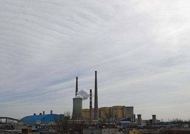 中国为履行国际义务而放弃煤炭