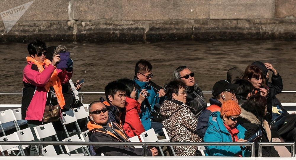 中国游客已成为圣彼得堡使用退税服务最多的用户