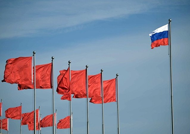 俄国家杜马副主席:俄中关系是大国关系的典范
