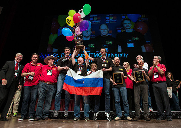俄罗斯圣彼得堡国立资讯科技机械与光学大学再次赢得世界软件设计冠军