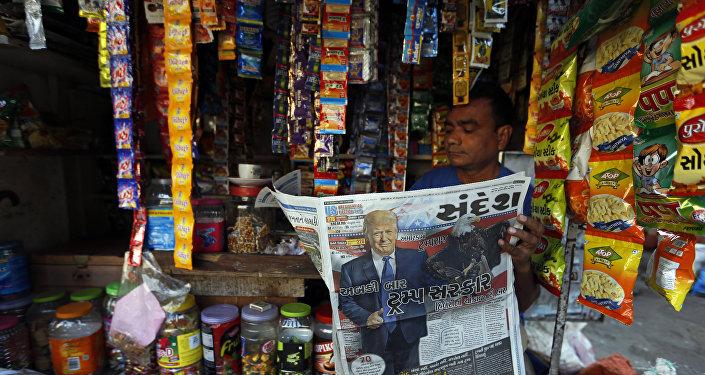 美國重提新絲綢之路計劃或邀印度加入