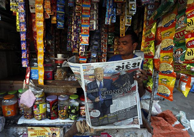 美国重提新丝绸之路计划或邀印度加入