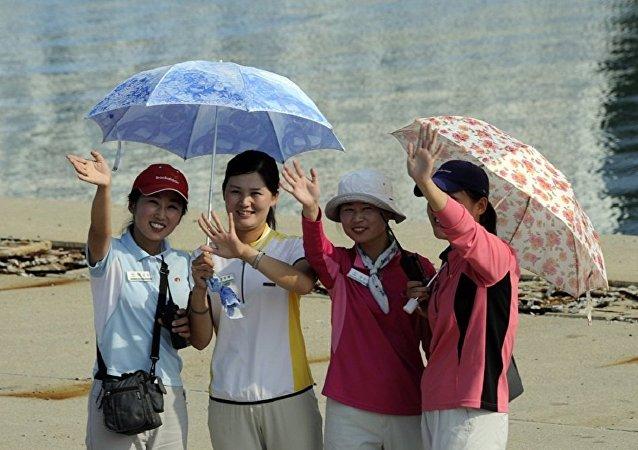 中国公民前往俄滨海边疆区旅游人次已增长近4倍