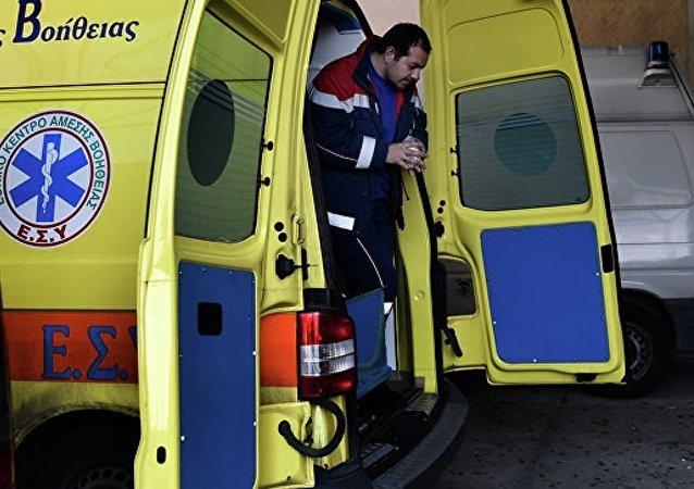 汽车被引爆希腊前总理及司机受伤被送往医院