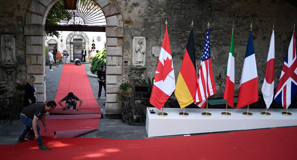 中方希望G7为促进各国共同发展承担应有的责任