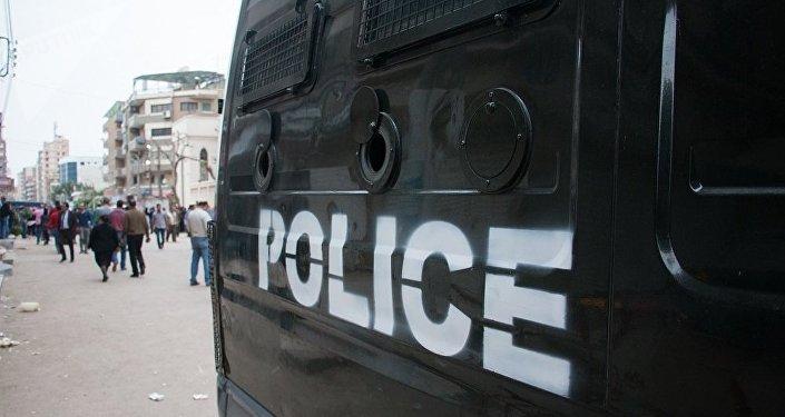 媒体:埃及5名警察在开罗郊外的袭击事件中丧生