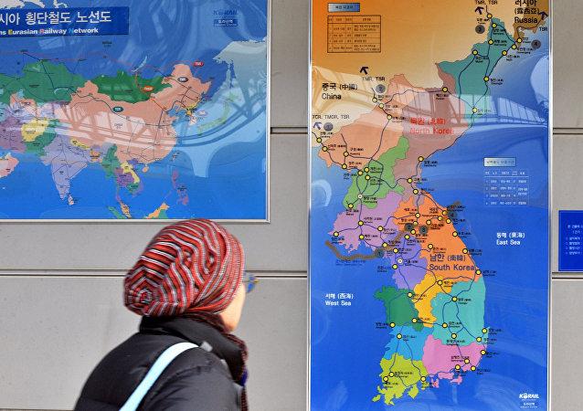 俄韓將就朝鮮半島問題交換意見