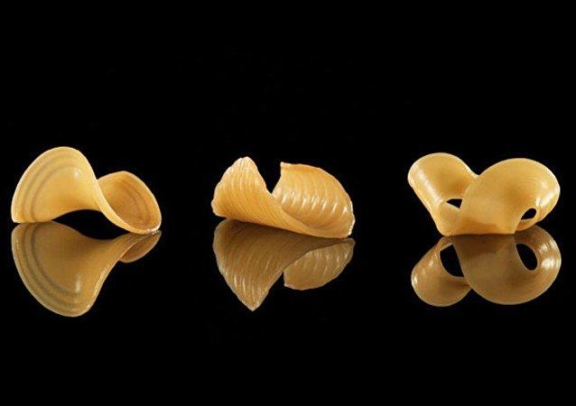 科学家从《星球大战》获得灵感 发明3D食物