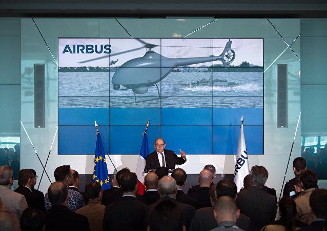 空中客车公司(Airbus)直升机