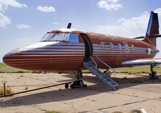 摇滚巨星猫王的私人飞机拍卖
