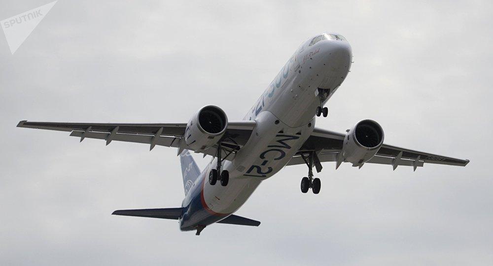 MS-21客机