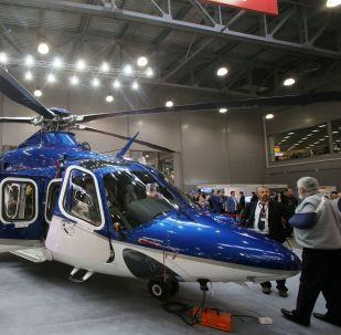 阿古斯特維斯特蘭公司生產的中型多目標雙引擎直升機AW139