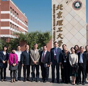 還在2013年夏就已宣佈,莫斯科大學和北京理工大學將聯合創辦第一所俄中大學。
