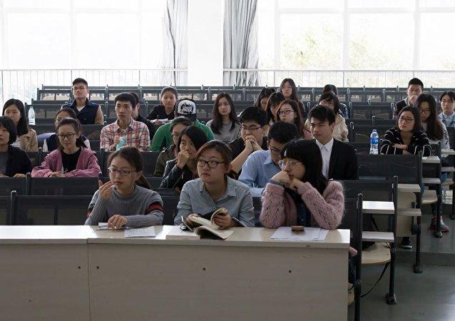中国大学生