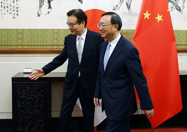 """日本请求中国""""管教""""朝鲜"""