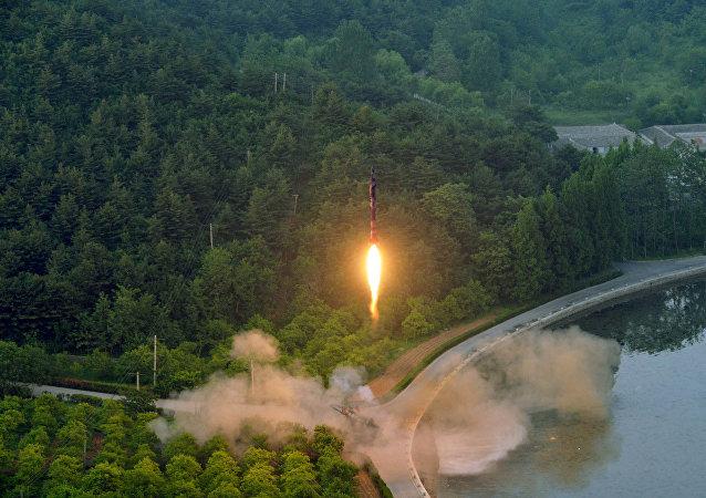 韩议长:制裁无法解决朝核问题 需要进行谈判