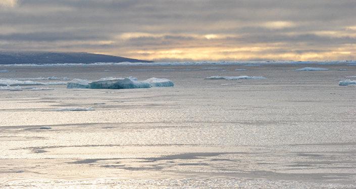 北极海冰融化速度破近1500年记录