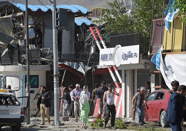 俄外交部:喀布尔爆炸中无俄罗斯人受伤