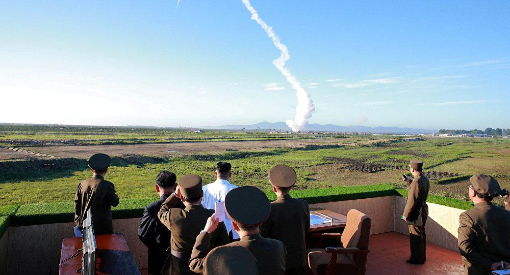 媒体: 特朗普向习近平声明,必须解决朝鲜问题