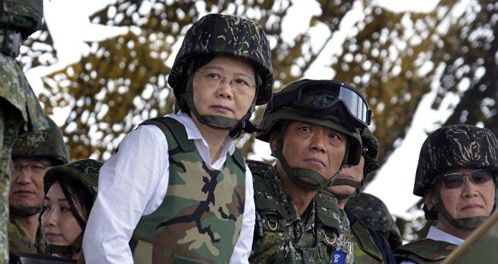 美国向台湾出售武器或严重损害中美关系