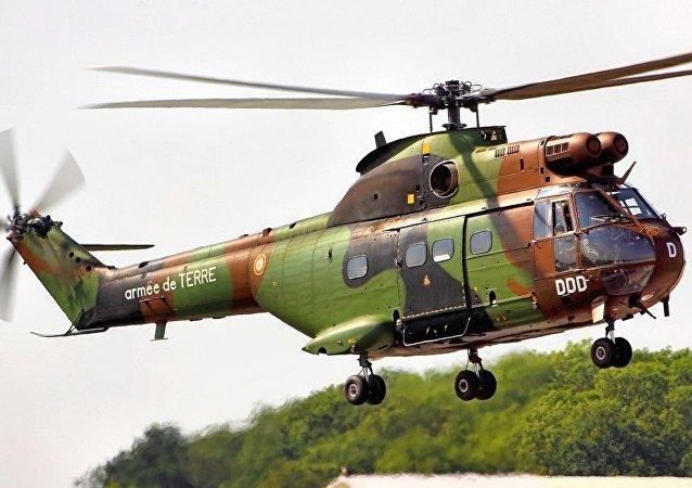 美洲狮直升机