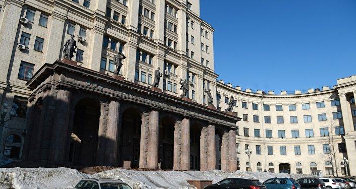 莫斯科國立鮑曼技術大學