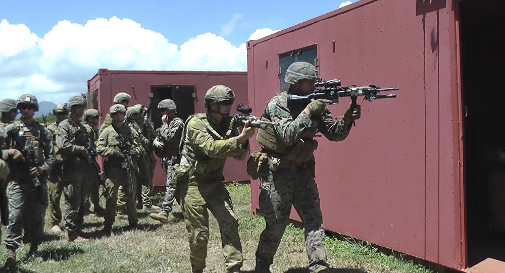 澳大利亚建立与太平洋地区伙伴合作的新军事部门
