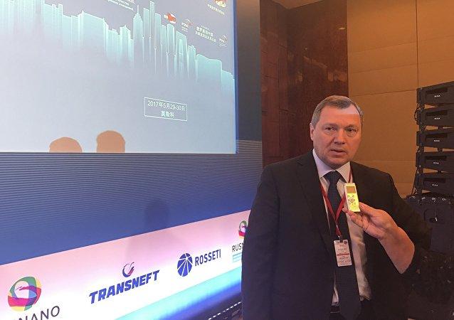 俄罗斯电网公司总经理布达尔金