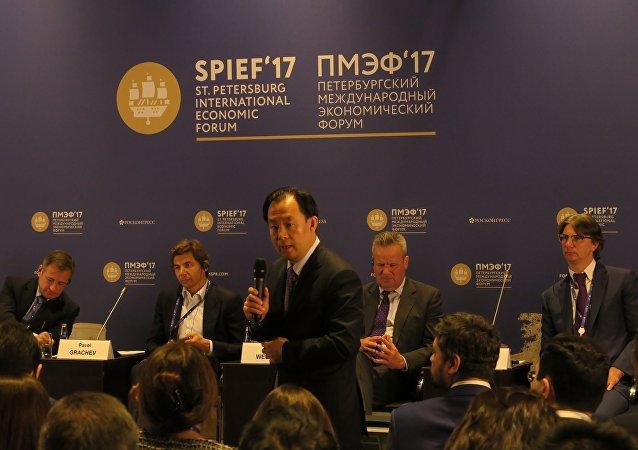 黑龙江省长:2016年黑龙江省对俄远东地区投资达98亿美元