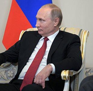 普京:俄羅斯正在技術安全方面作出努力